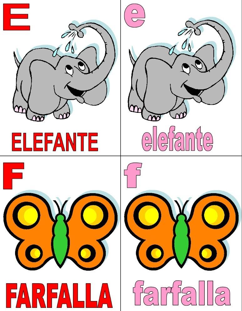 Super Un memory per imparare le lettere | HomeMadeMamma JU33