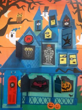 house halloween
