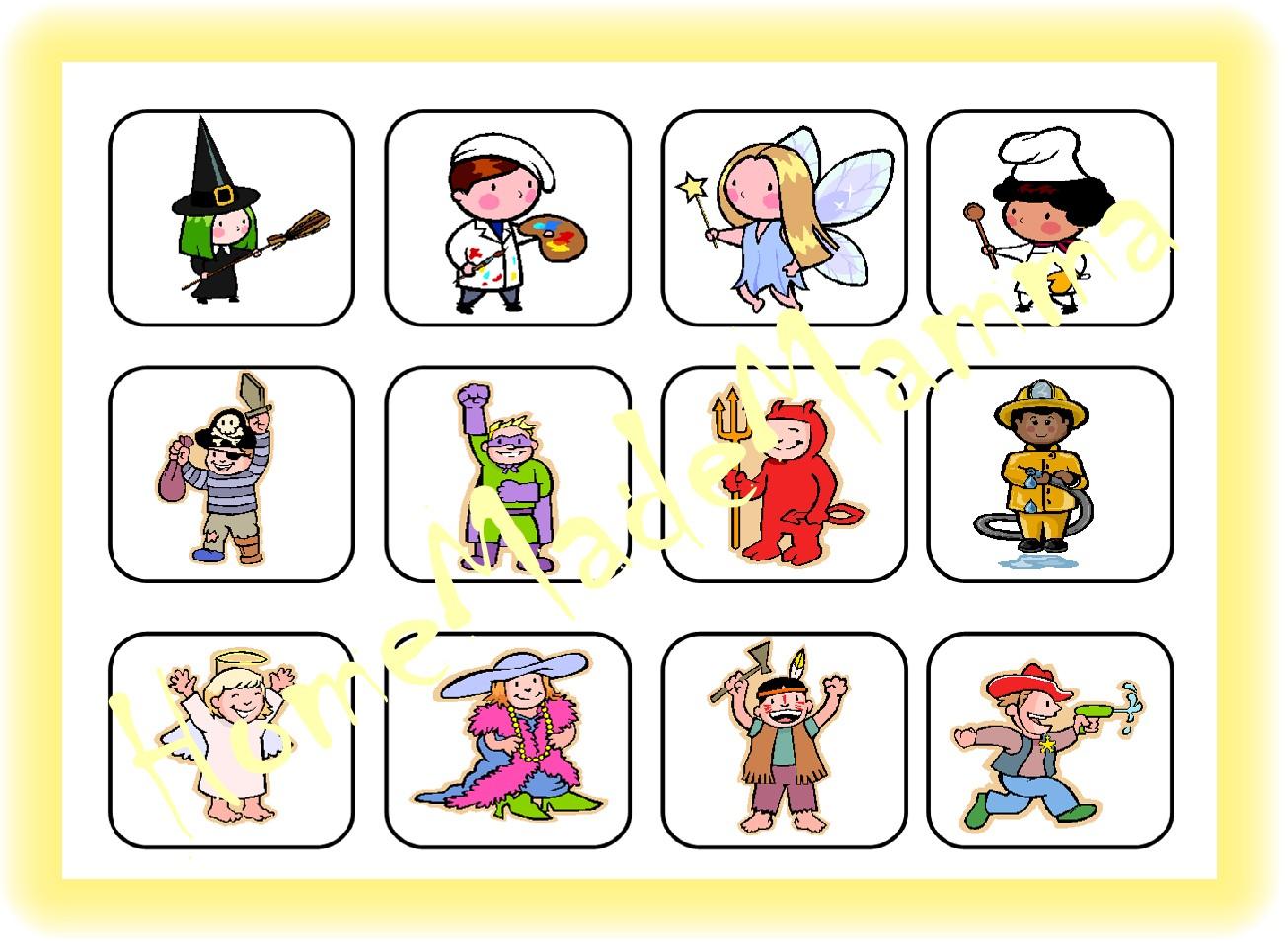 Ben noto giochi per bambini | HomeMadeMamma GC16